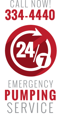 24/7 Emergency Pumping Service